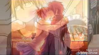Клип-аниме в любовь упали и ударились в танцы