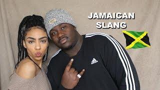 THE SLANG CHALLENGE! - JAMAICAN SLANG
