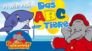 Benjamin Blümchen - ABC der Tiere LIEDER FÜR KINDER mit TEXT zum Mitsingen
