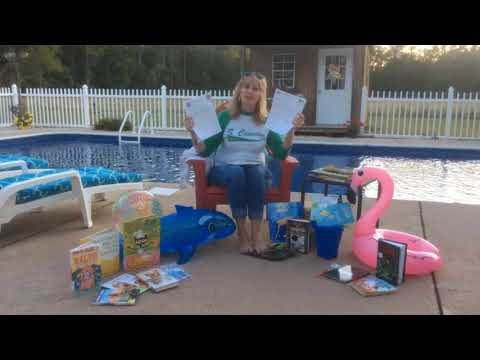 SCE's Splash into Reading Summer 2020 video