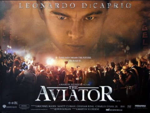 aviator movie  The Aviator Movie Review - YouTube