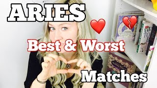 Woman Best for love compatibility aries