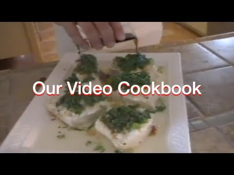 Our Video Cookbook #69 | Sea Bass Steamed Oriental Style Recipe