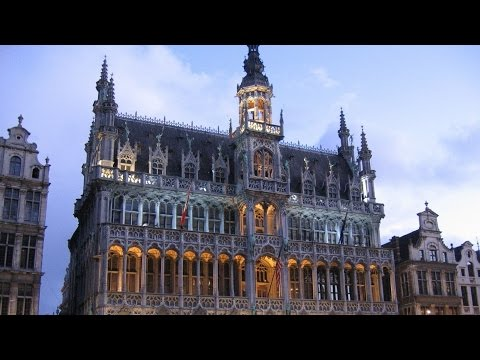 Top 10 attractions of Brussels. Guide. Travels