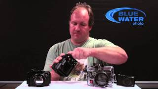 Sony RX100 Housing Comparison