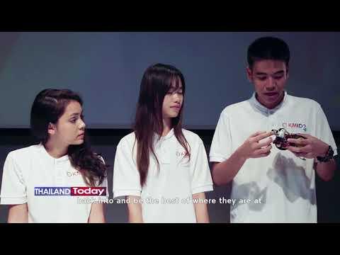 Thailand Today 2018 032 STEM Robotics, King Mongkut's International Demonstration School (Dec 8, 17)