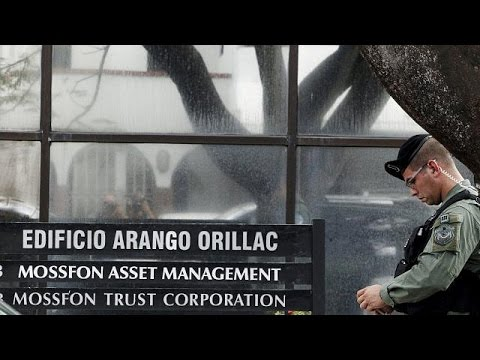 Police raid law firm in Panama Papers tax evading scandal