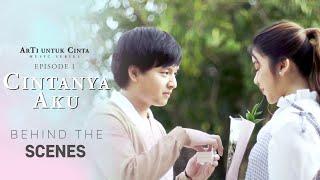 TIARA ANDINI, ARSY WIDIANTO - CINTANYA AKU (BEHIND THE SCENE MUSIC VIDEO)