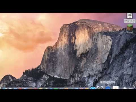 Minecraft: How to Download and Install Mods (Mac OSX Yosemite)