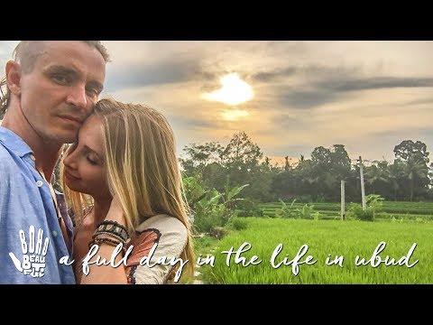 A Vegan Paradise, Yin Yoga, & Our Spiritual Reset  ♥ Boho Diaries | Ep.4 Ubud