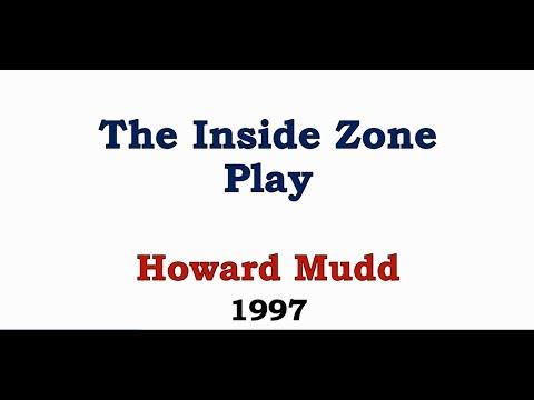 The Inside Zone Play - Howard Mudd 1997