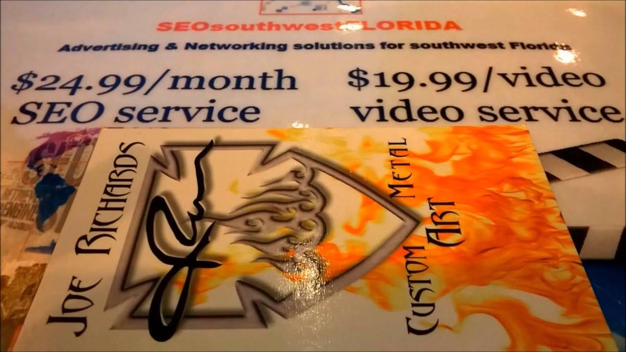 seosouthwestflorida free business card advertising youtube