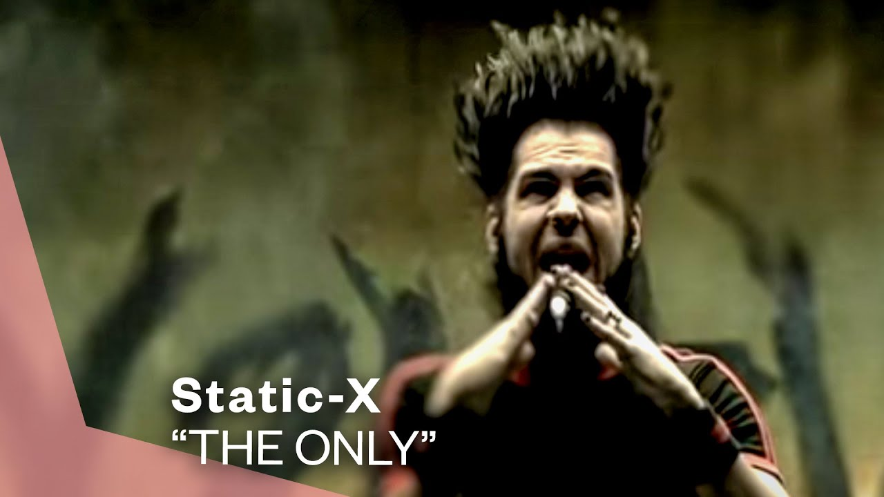 Static-X - The Only (Official Music Video) BB Workout Music Picks