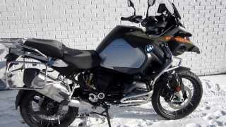 NEW 2014 BMW R 1200 GS Adventure Wethead