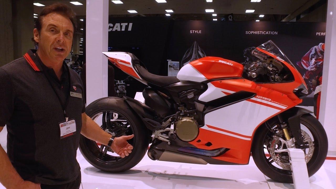 2017 Ducati 1299 Superleggera Walkaround With Jeff Nash – AMS Ducati Dallas