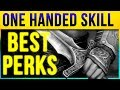 Skyrim One Handed Build Skill Guide – Best Perks to Get