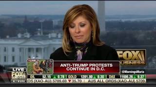 Sen. Ted Cruz on FOX Business' Mornings with Maria  - Jan. 20, 2017