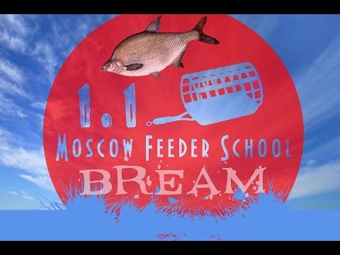 """Moscow Feeder School """"Ловля леща"""" 1.1(Московская фидерная школа)"""