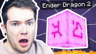I RESURRECTED the Ender Dragon in Minecraft Hardcore!