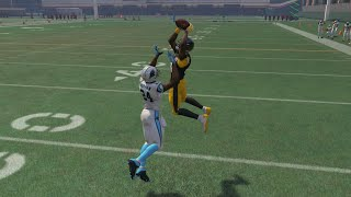 Who Can Score a 99yd TD First? Antonio Brown, Julio Jones or Odell Beckham Jr? Madden Gameplay