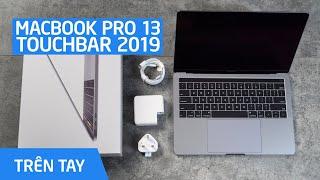 Macbook Pro 13inch Touch Bar 2019 có nâng cấp gì mới?