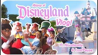 ♡ TEA PARTY WITH ALICE & THE HATTER, DISNEY TREATS, & MORE!!♪ ♡ | Disneyland vlog ºoº 2017 | Abipop