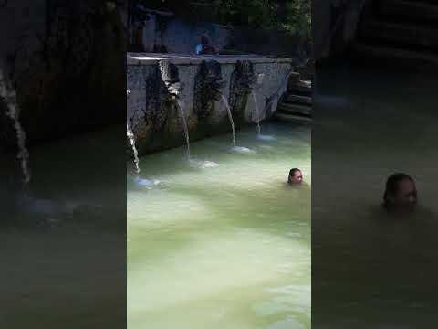 Russian centre Bali at hot spring banjar