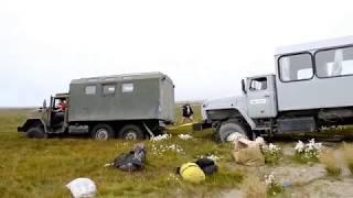 Воркута Карское море Северный Ледовитый океан