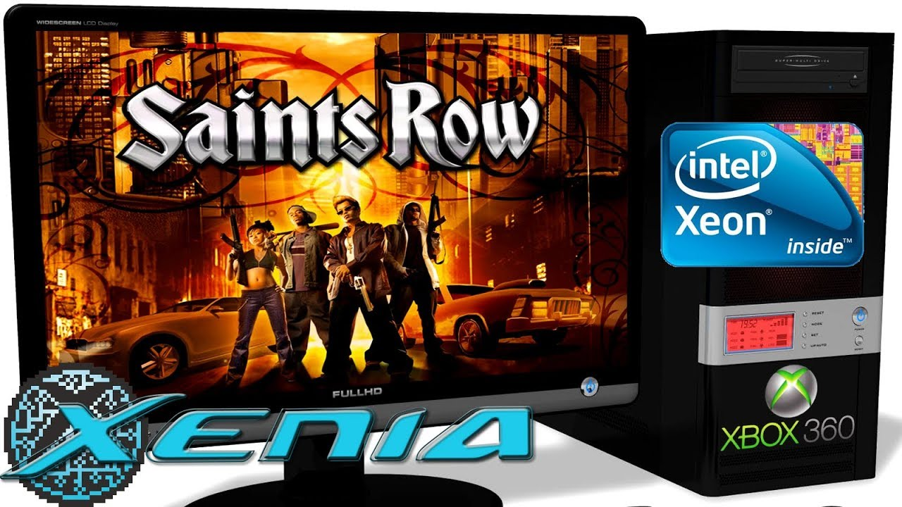 Playing Saints Row 1 on the PC - Flippy