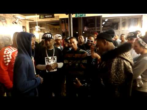 Kansas City Rap Battle: Finess vs Makc the Barsmith