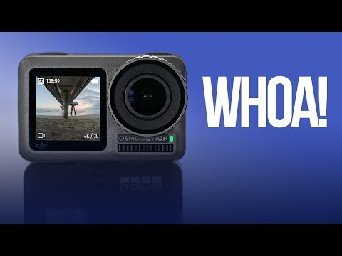 DJI OSMO ACTION vs GOPRO HERO 7 BLACK [4K]