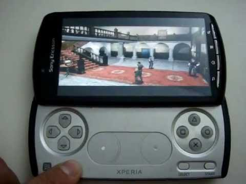 Xperia Play - 45 Playstation Pocket games