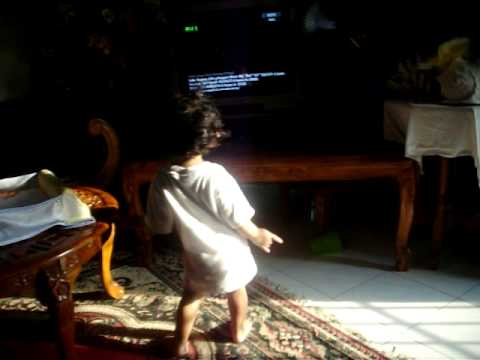 wawa the spinning dancer