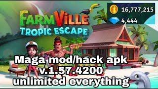 free download farmville tropic escape mod apk