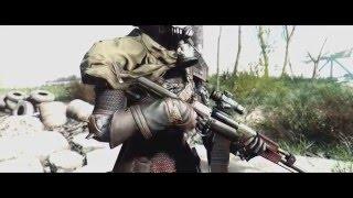 Экипировка Геральта (Witcher) для Fallout 4