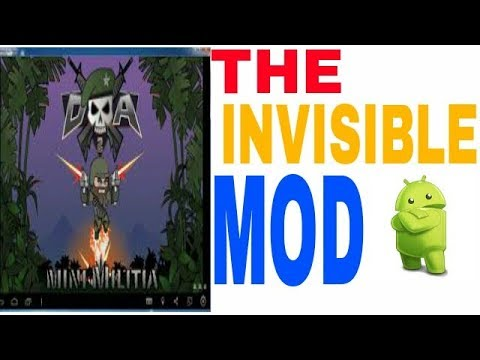 How To Download Minimilatia Invisible Mod   BY AD TECH