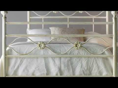 Cosatto letto in ferro battuto singolo modello Incanto - YouTube