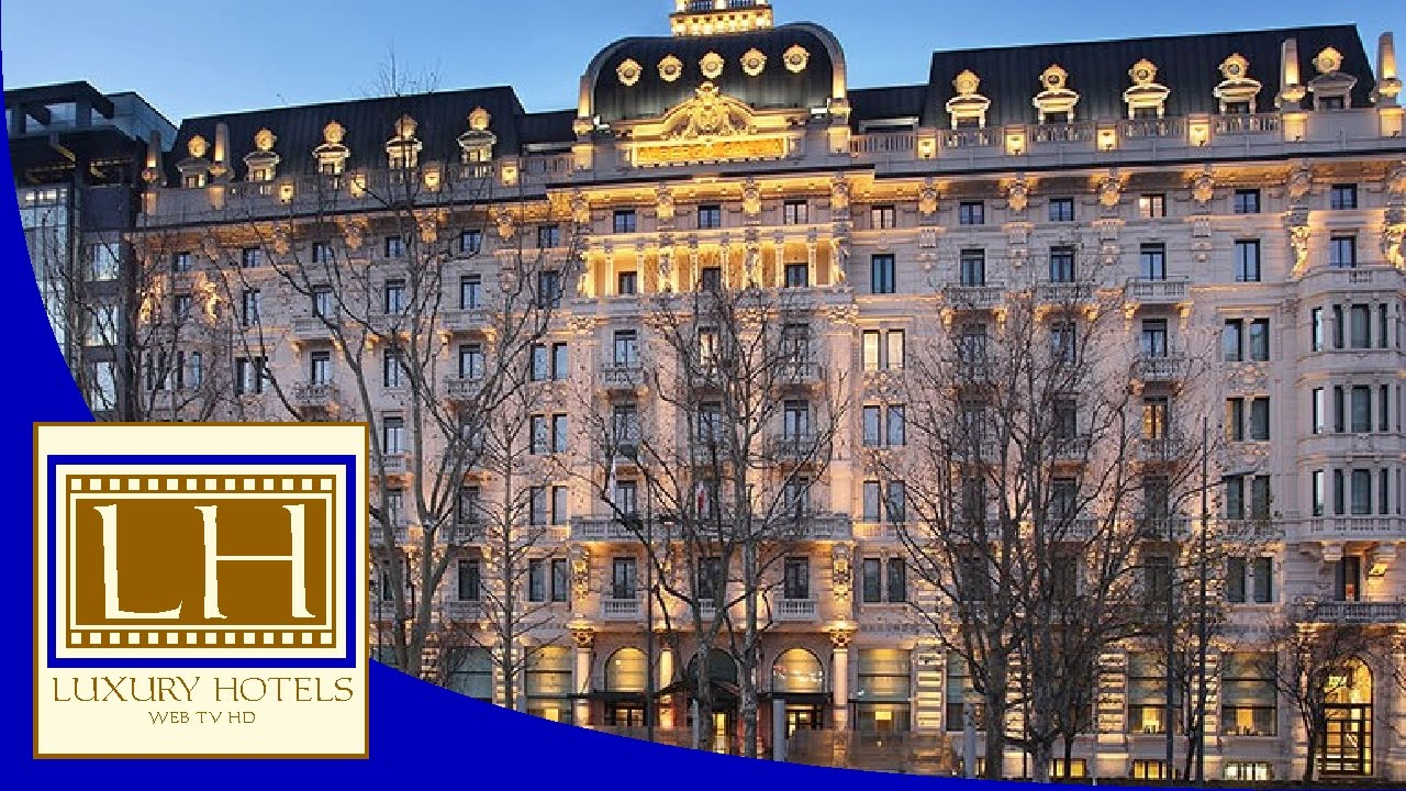 Luxury Hotels Excelsior Hotel Gallia Milano