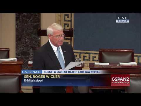 Wicker: Obamacare Isn