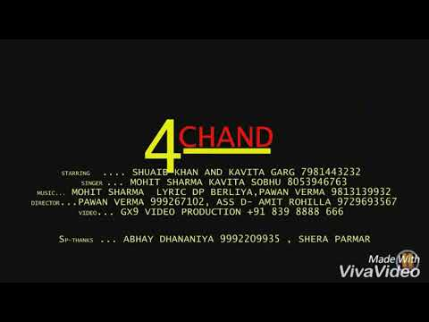 Char Chand new Haryanvi DJ song 2018 DP Berliya & Pawan Verma