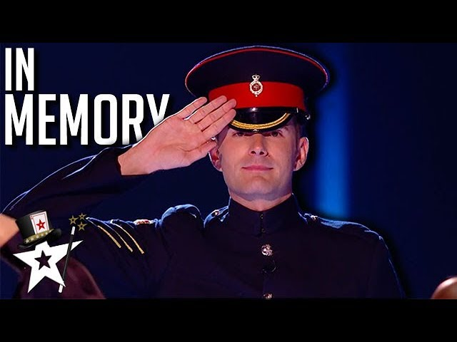Soldier Dedicates Magic Act To His Hero On Britain S Got Talent 2019 Magicians Got Talent Youtube