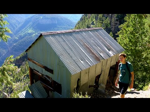 Exploring Ouray Mines | Finding Gold!
