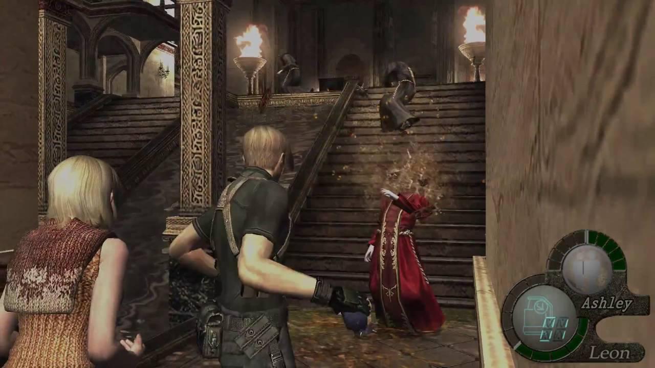Resident Evil 4 Version Ps4 Xboxone Gameplay 2 Youtube