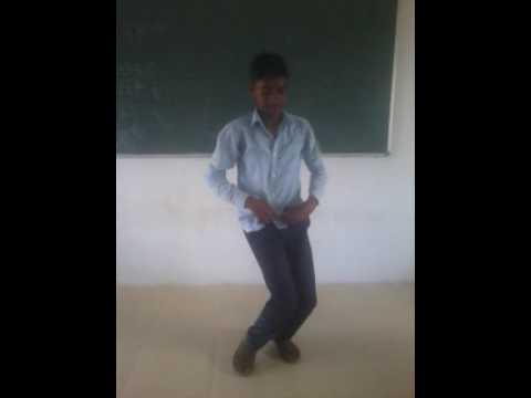 Mechanical dancer sn Murthy srikanth