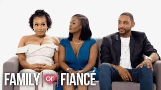 Ashley and Keron Update Tracy on Their Love Lives   Family or Fiancé   Oprah Winfrey Network