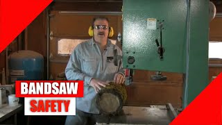 Bandsaw Safety