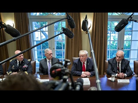 Wilkerson: Trump's Generals Aren't Saviors, They're Dangers
