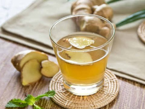 Steps to make Ginger Water to take care of Migraines, Heart Burn up, Muscle and joint Pain