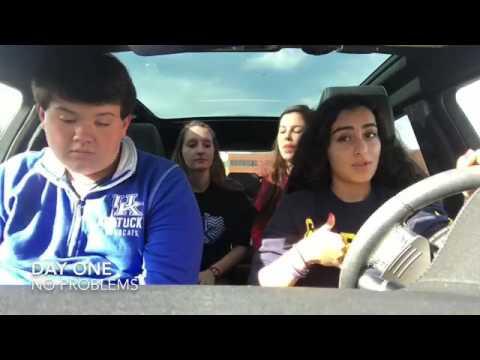 Brook N Breck Carpool Karaoke