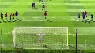 Marcus Rashford Penalty | Manchester United  v Leicester City - 14.09.2019
